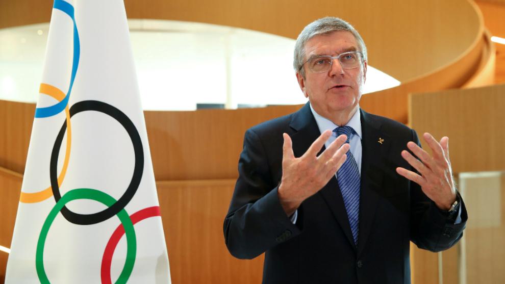 Bach sobre positivo en Villa Olímpica: