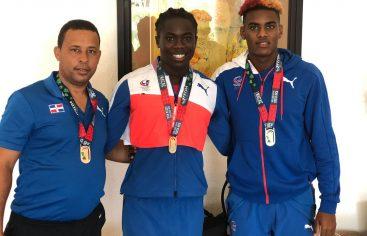 Atletismo RD gana cuatro medallas en Campeonato Panam Juvenil