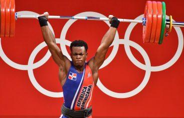 Zacarías Bonnat conquista medalla de plata en pesas Juegos Tokio