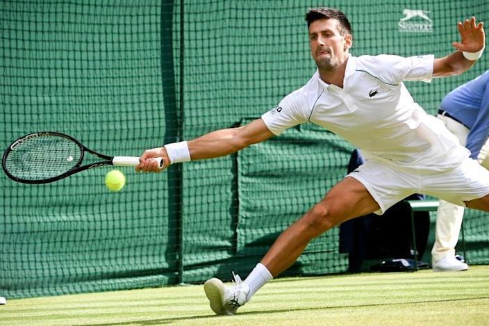 Djokovic sigue imparable; Fucsovics fulmina a Schwartzman