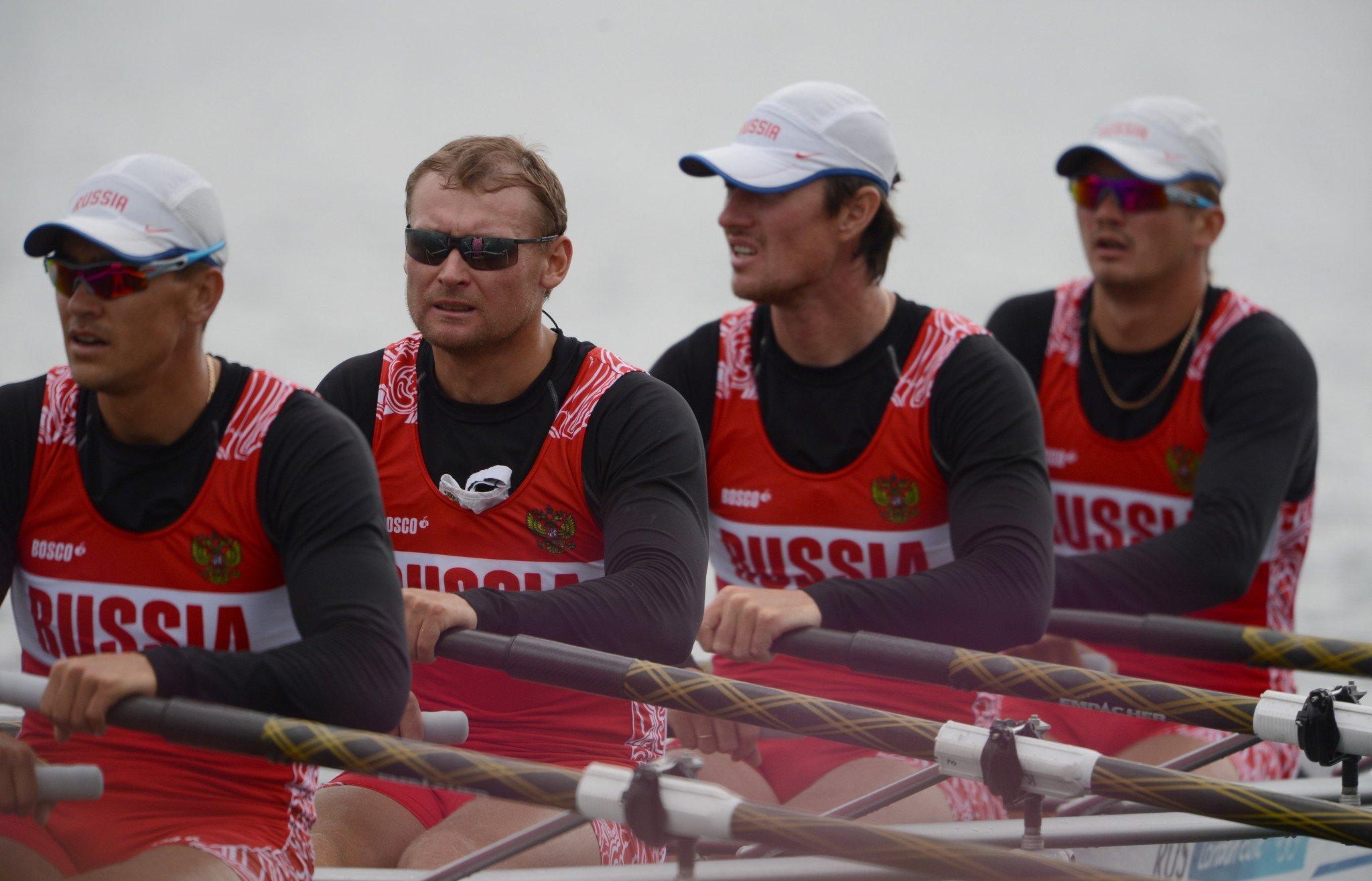 Federación de Remo de Rusia detiene a dos atletas de Tokio 2020 por pruebas de dopaje positivas