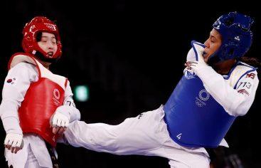 Katherine Rodríguez cae en cuartos de final taekwondo JJOO