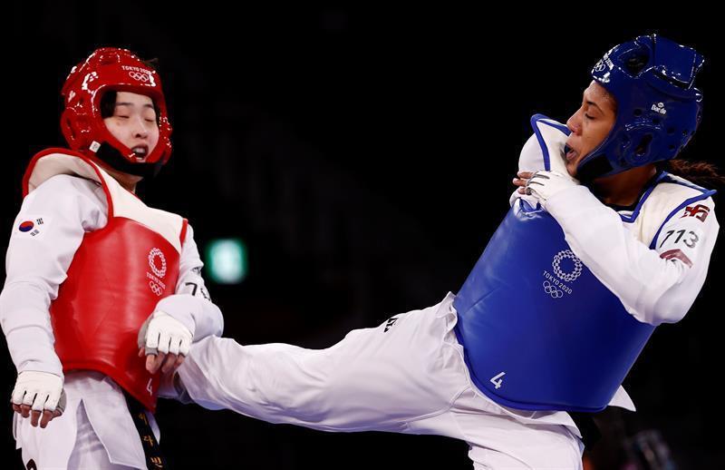 Katherine, eliminada en pelea de repechaje en taekwondo JJOO