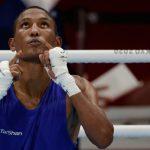Alexy de la Cruz avanza a la segunda ronda en el boxeo JJOO