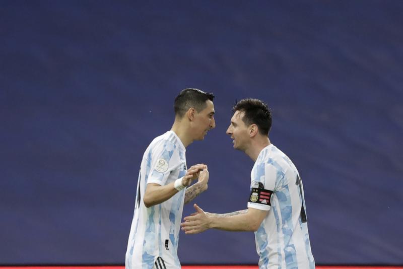 Argentina derrota a Brasil para coronarse campeón de la Copa América