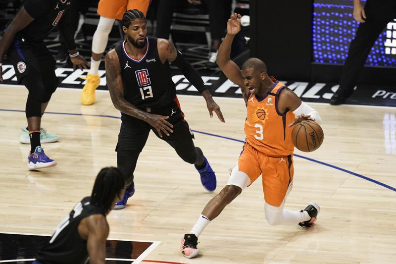 Soles derrotan a Clippers y avanzan a la Final de la NBA