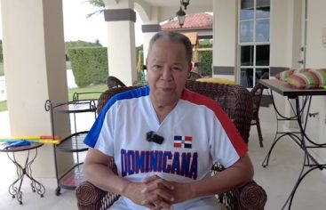 Juan Marichal envía mensaje motivador al Team Dom