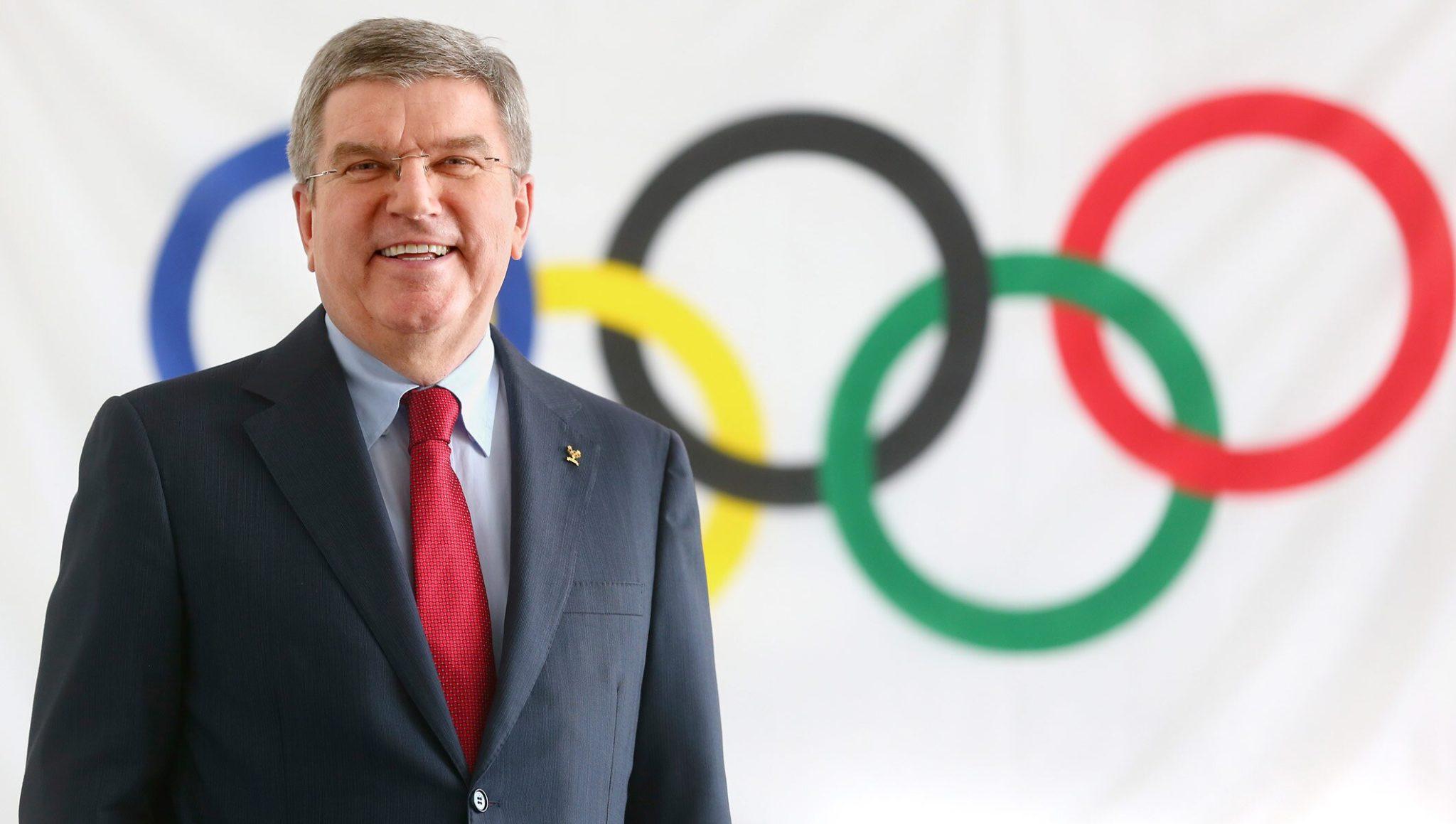 Thomas Bach agradece gestión de Centro Caribe Sports por colaboración con Haití