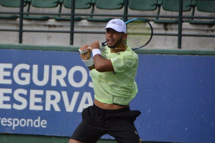 El tenista Nick Hardt asegura estar en su mejor momento
