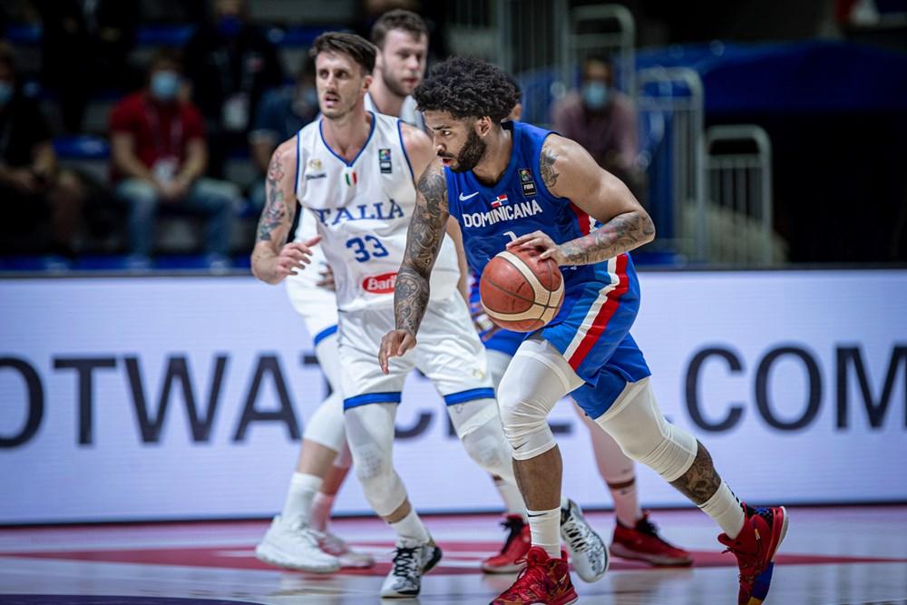Dominicana cae ante Italia y se despide del Repechaje Olímpico de Serbia
