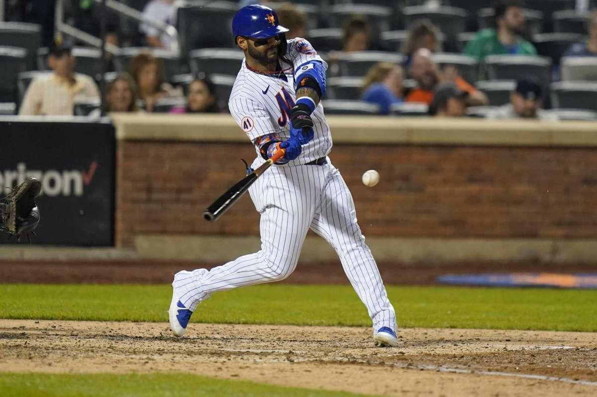 Jonathan Villar conectó par de cuadrangulares por los Mets
