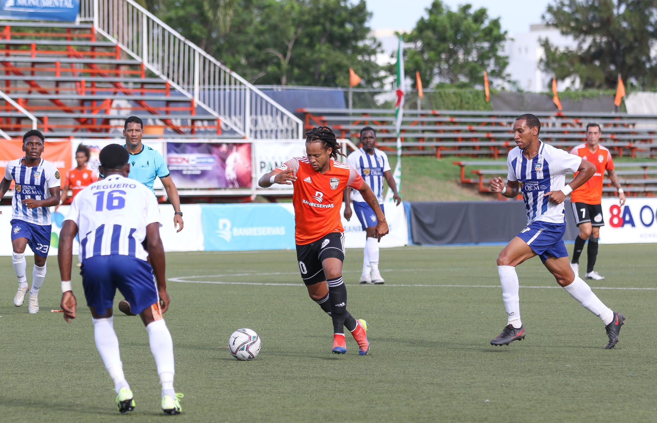 Cibao FC extiende su invicto tras 14 jornadas de la LDF