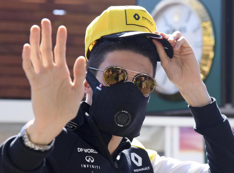 Australia cancela el Gran Premio de F1 de noviembre