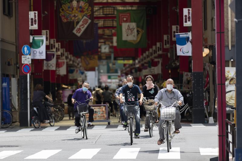 Tokio bate récord de contagios a una semana de los Juegos