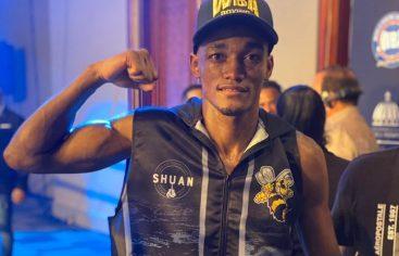 """""""Avispa"""" Puello se declara listo para defender su título mundial en RD"""