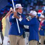 TeamDom se luce en la ceremonia de apertura Juegos Olímpicos
