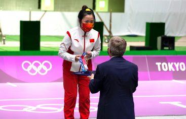 Tokio 2020 entrega las primeras medallas