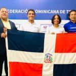 Selección va a Copa América de Triatlón 2021 en Los Ángeles