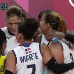 Sexteto consigue primera victoria en los Juegos Olímpicos de Tokio
