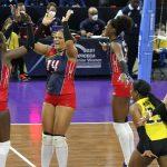 Voleibol RD femenino clasifica a Campeonato Mundial