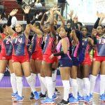 Sexteto barre a Trinidad & Tobago en torneo Norceca en México