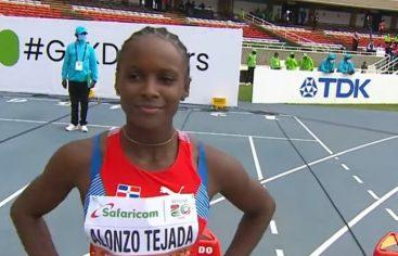 Lirangi Alonzo finaliza 13 en el Campeonato Mundial U-20 de Atletismo