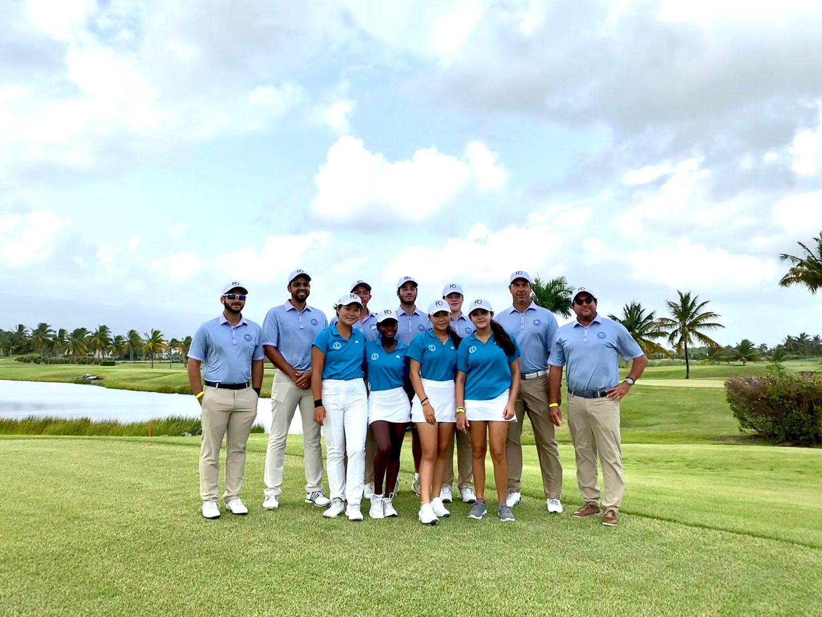 Golfistas jugarán en el Caribbean Amateur Golf Championships