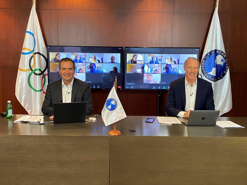Vacunación obligatoria y público en sedes de los I Juegos Panamericanos Juveniles