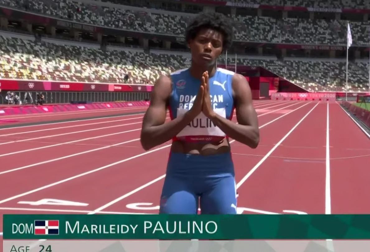 Paulino y Martínez avanzan a semifinales del atletismo en JJOO