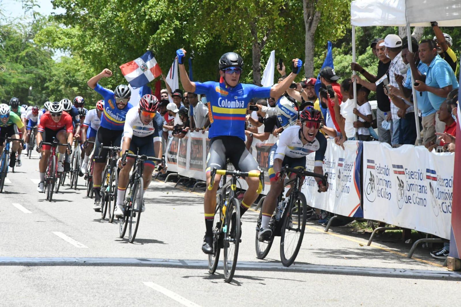Nelson Soto, campeón panamericano de ciclismo