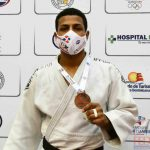 Albis José Castro Matos gana medalla de  bronce  en Panamericano Junior de Judo de Colombia