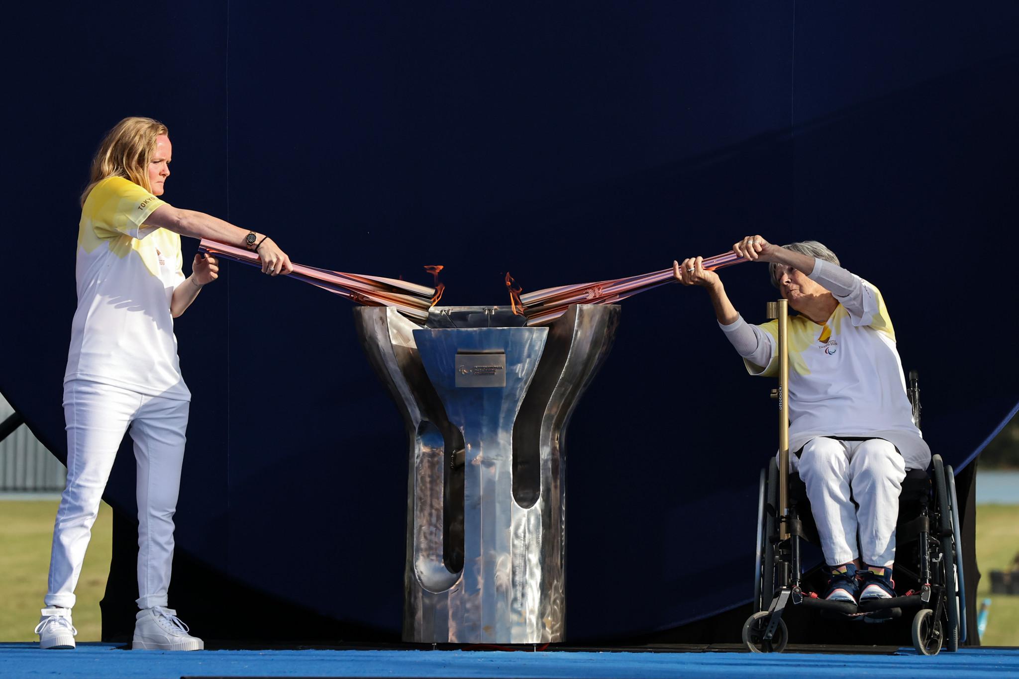 Encienden llama en lugar de nacimiento de los Juegos Paralímpicos