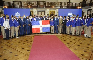 Abinader recibirá el jueves a la histórica delegación que compitió en los Juegos Olímpicos