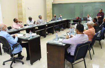 Ejecutivo del COD recibe propuesta modificación de los estatutos