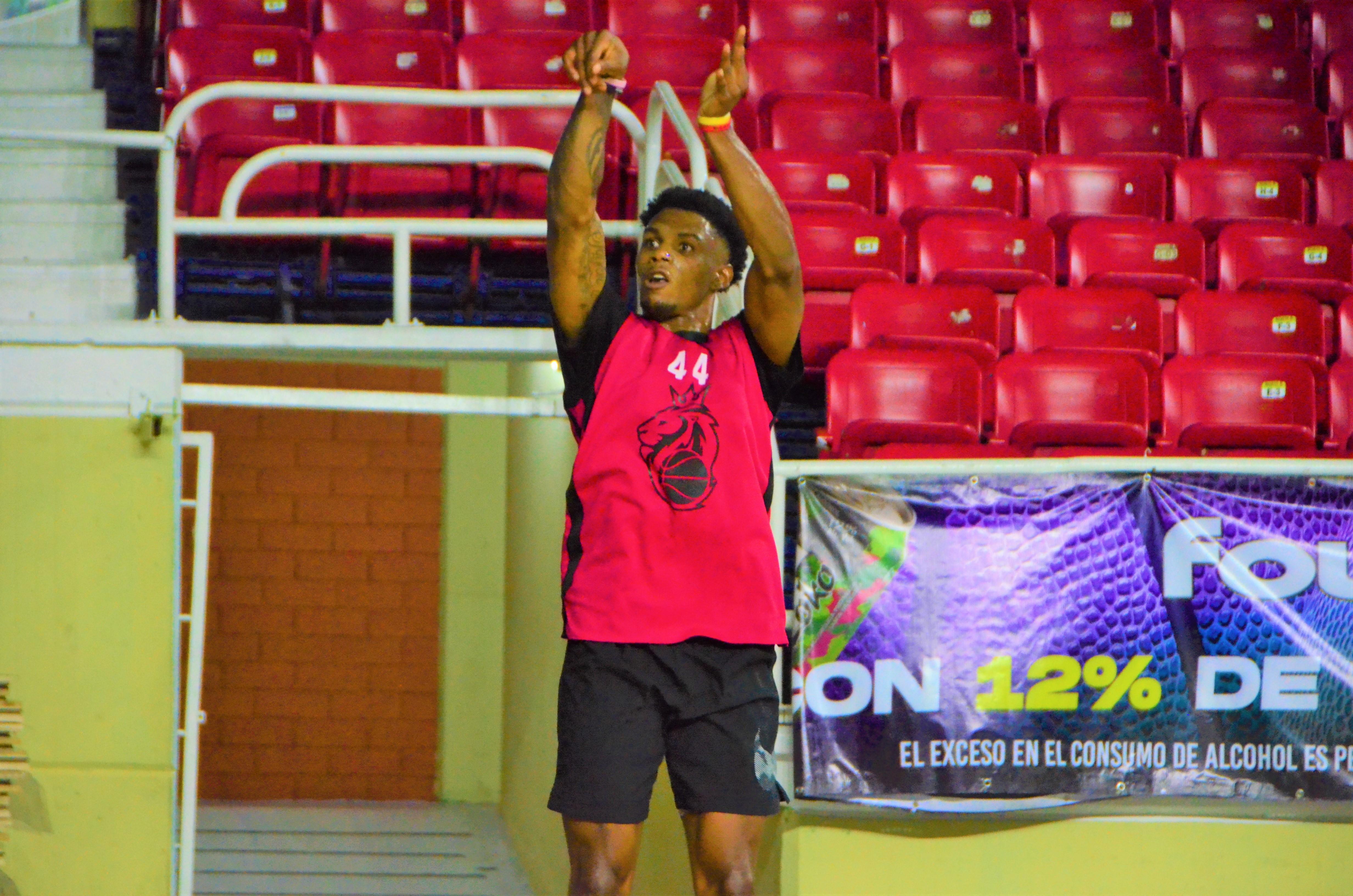 Leones anuncian a Marlon Taylor como nuevo refuerzo