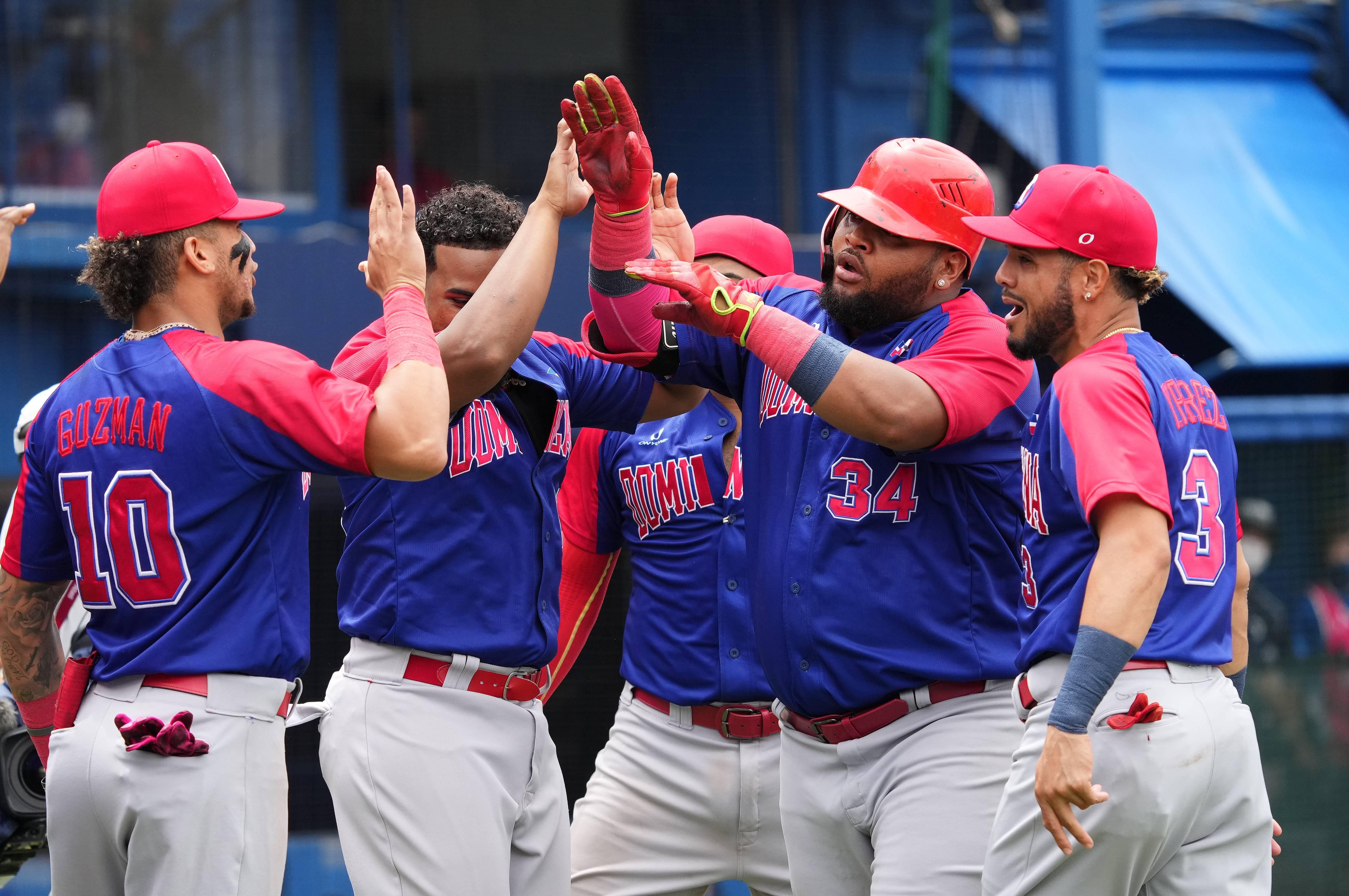¡Bronce para el béisbol de la República Dominicana!