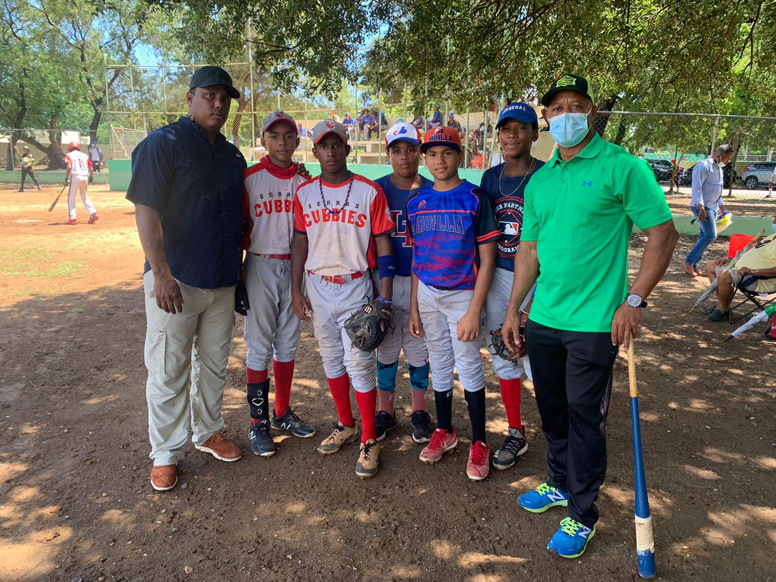 Afinan proceso de selección equipo U12 que irá a Premundial de béisbol