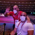 Para-pesista José Manuel Abud conquista Diploma Paralímpico en Tokio 2020