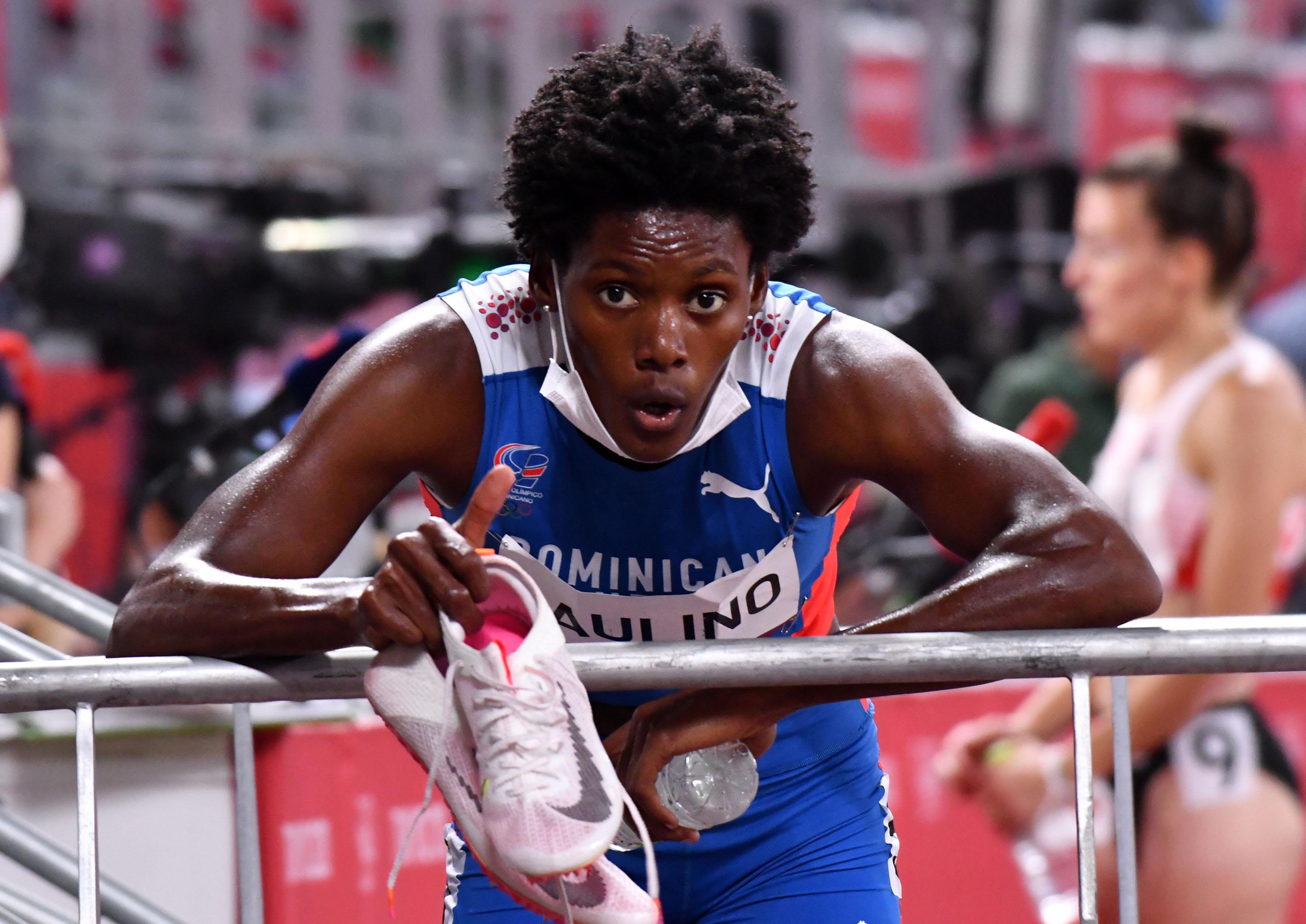 Marileidy Paulino a la final 400 metros en Tokio