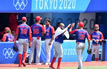 Béisbol RD caen ante EU, disputará el bronce