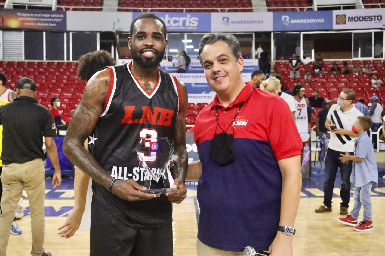 """El """"Team Juanco"""" gana el LNB All Star; Galloway elegido más valioso"""