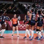 Voleibol RD avanza a cuartos de finales; Saladín termina séptimo