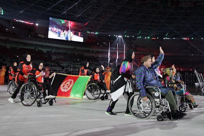 Talibanes rompen el sueño primera mujer afgana en Paralímpicos