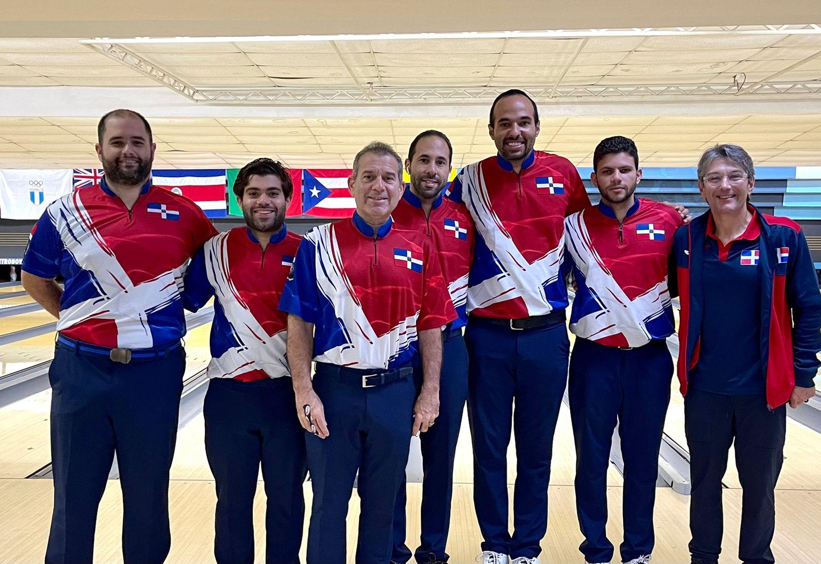 Boliche clasifica 12 atletas a JCC San Salvador 2023