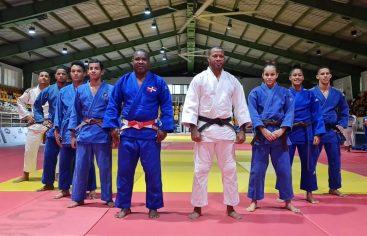 Judocas cadete y junior van a último clasificatorio Panam Cali