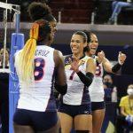 Voleibol RD vence a México en semifinal Norceca