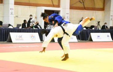 Ariela Sánchez y Albis Castro, plata y bronce Panam Junior Judo