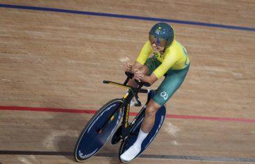 Ciclista australiana Greco gana el 1er oro en Paralímpicos
