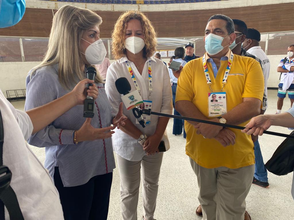 Jefe de Misión Panamericanos Juveniles complacido con obras deportivas
