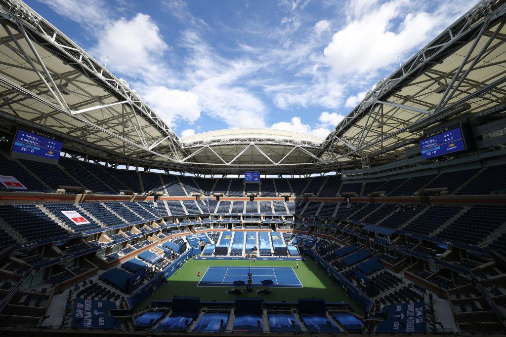 Clasificación del US Open se llevará a cabo a puerta cerrada